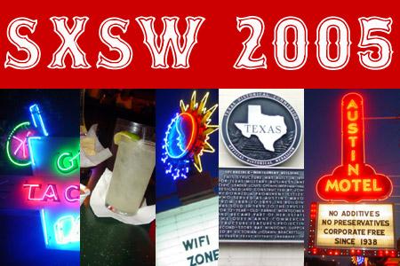 SXSW 2005